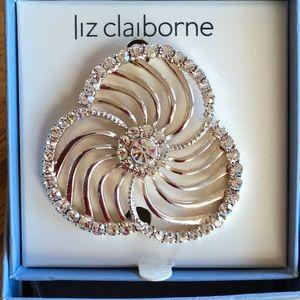 Liz Claiborne pin